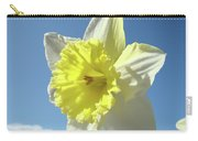 Nature Daffodil Flowers Art Prints Spring Nature Art Carry-all Pouch