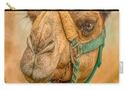 Nature Girl Camel Carry-all Pouch