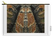 Nature In Abstract 3 Poster Carry-all Pouch