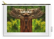Nature In Abstract 4 Poster Carry-all Pouch