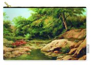 Nature Is Beautiful Impressionism Carry-all Pouch