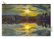 Nature Landscapes Around Lake Wylie South Carolina Carry-all Pouch
