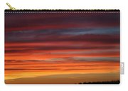 Midwest Sunset Carry-all Pouch