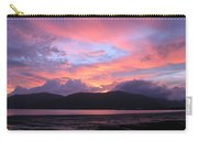 Nature's Cairns Sunrise Carry-all Pouch