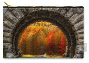 Natures Color Schemes Carry-all Pouch
