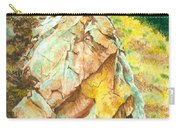 Nature's Granite Sculpture Carry-all Pouch