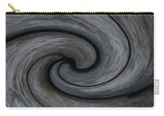 Nature's Illusions- Yin And Yang Carry-all Pouch