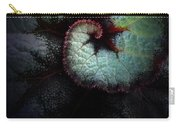 Nature's Rex Begonia Carry-all Pouch