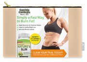 Natures Slim Garcinia Carry-all Pouch