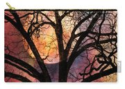 Nature's Stained Glass Carry-all Pouch