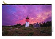 Nauset Lighthouse Sunset Carry-all Pouch
