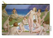 Nausicaa Carry-all Pouch by William McGregor Paxton