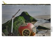 Nautical Collection Found On The Beach Carry-all Pouch