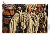 Nautical Knots 16 Carry-all Pouch