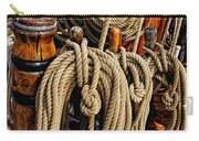 Nautical Knots 17 Oil Carry-all Pouch