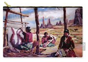 Navajo Weavers Carry-all Pouch