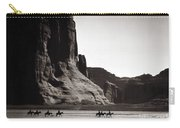 Navajos: Canyon De Chelly, 1904 Carry-all Pouch by Granger