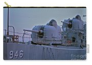 Naval Gun Carry-all Pouch