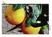 Naval Oranges On The Tree Carry-all Pouch