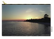 Navarre Florida Sunset Carry-all Pouch