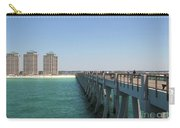 Navarre Fishing Pier Carry-all Pouch