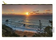 Navarro Beach Sunset - Albion, Ca Carry-all Pouch