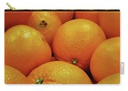 Navel Oranges Carry-all Pouch