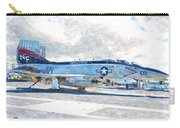 Navy Aircraft Carry-all Pouch