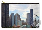 Navy Pier Chicago Illinois Carry-all Pouch