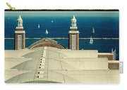 Navy Pier Chicago Carry-all Pouch
