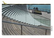 Navy Pier Stairs Carry-all Pouch