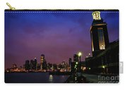 Navy Pier Sunset Carry-all Pouch