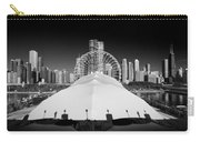 Navy Pier Wheel Carry-all Pouch
