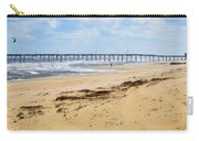Nc Fishing Pier 5 Carry-all Pouch