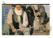 N.c. Wyeth: The Pay Stage Carry-all Pouch