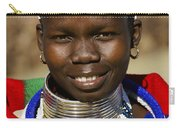 Ndebele Maiden Carry-all Pouch