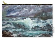 New England Coastline Carry-all Pouch