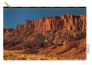 Near The Fluted Wall In Capitol Reef National Park Utah Carry-all Pouch
