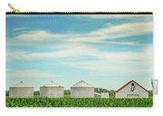 Nebraska Corn Carry-all Pouch