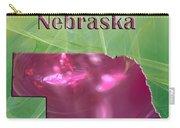 Nebraska Map Carry-all Pouch