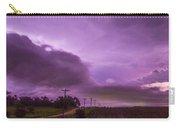Nebraska Night Thunderstorms 008 Carry-all Pouch