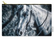 Nebraska Rodeo Roping Horse... Carry-all Pouch