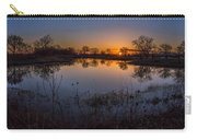 Nebraska Sunset Carry-all Pouch