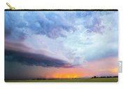 Nebraska Thunderstorm Eye Candy 021 Carry-all Pouch