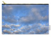 Nebraskan Altocumulus Clouds Carry-all Pouch