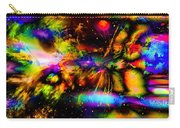 Nebula Collision Course Carry-all Pouch