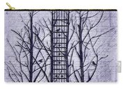 Neck Of The Woods II  Carry-all Pouch