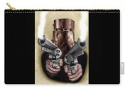 Ned Kelly Painting Carry-all Pouch