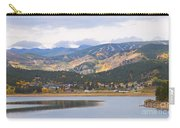 Nederland Colorado Scenic Autumn View Boulder County Carry-all Pouch by James BO  Insogna
