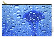 Needle In Rain Drops H006 Carry-all Pouch